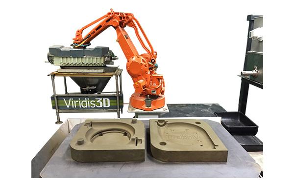 "3D打印砂制模技术,建功""中国制造""转型升级"