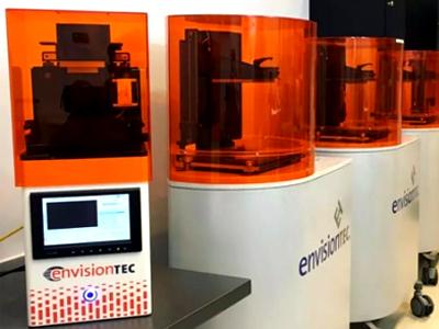 红蜡3D打印机图2