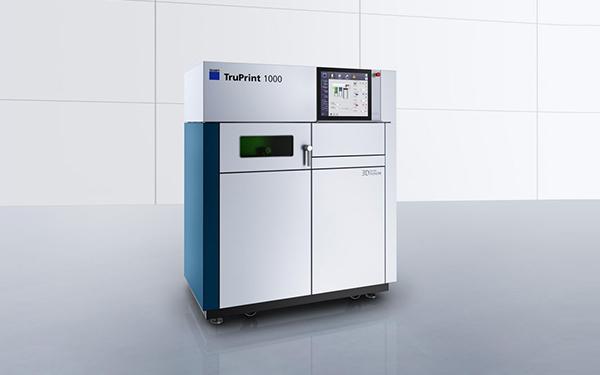 德国通快TRUMPF TruPrint 1000 金属3D打印机