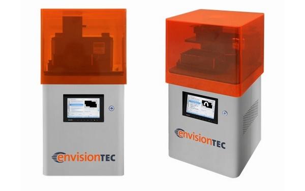 Envisiontec vida 3D打印机